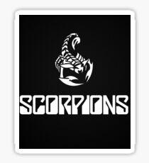 scorpions Sticker