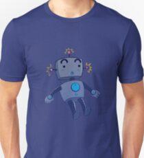 robot!!! Unisex T-Shirt