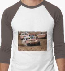 1 Voitures-cross, stock-car,  Olavia-Olao et Okaio Créations 2016 fz 1000 avec  les 520.000 photos Men's Baseball ¾ T-Shirt
