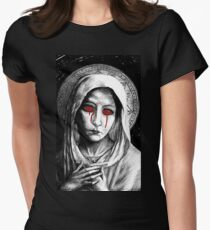 Bloody Mary  Womens Fitted T-Shirt