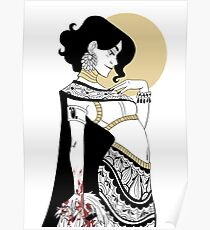 Strong Women - Judith and Oloferne Poster