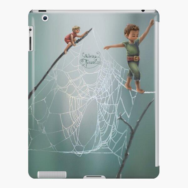 Spider web Coque rigide iPad