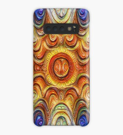 Frozen Sun #DeepDream #Art Case/Skin for Samsung Galaxy