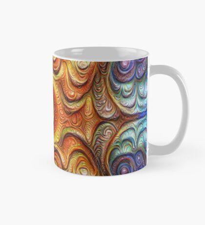 Frozen Sun #DeepDream #Art Mug