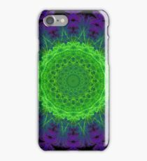 Fractal Mandala iPhone Case/Skin