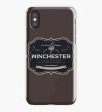 Winchester, Cold Pint, Wait iPhone Case