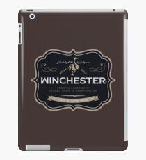 Winchester, Cold Pint, Wait iPad Case/Skin