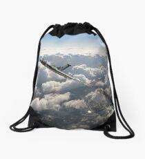Phenomenal Climb Drawstring Bag