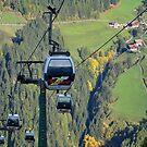 Klausberg - Ahrntal - SudTirol - Italy by Arie Koene