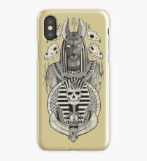 Anubis. iPhone Case/Skin