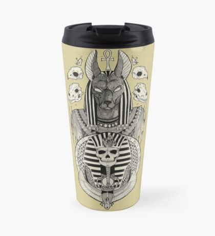 Anubis. Travel Mug