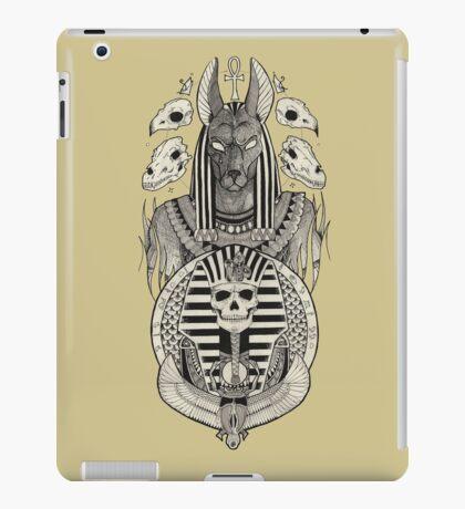 Anubis. iPad Case/Skin