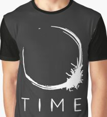 Arrival - Time White Graphic T-Shirt