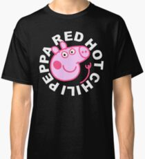 Red Hot Chili Peppa Classic T-Shirt
