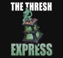 The Thresh Express | Please Like and Share :) | Unisex T-Shirt
