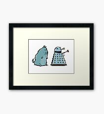 illustrate Framed Print