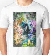 Artistic OI - Albert Einstein II Unisex T-Shirt