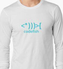 Code Fish Blue T-Shirt