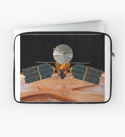 Künstlerisches Konzept des Mars Reconnaissance Orbiter. Laptoptasche