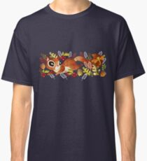 Playful Squirrel Classic T-Shirt