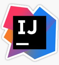 IntelliJ Logo Sticker