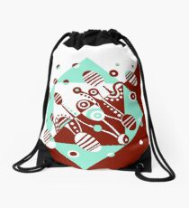 MICROGRAVITY - VINTAGE Drawstring Bag