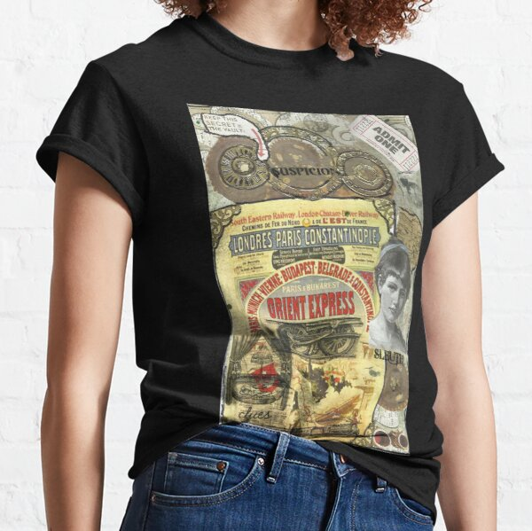 All Aboard!(The Orient Express) Classic T-Shirt
