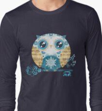 Winter Wonderland Owl Long Sleeve T-Shirt