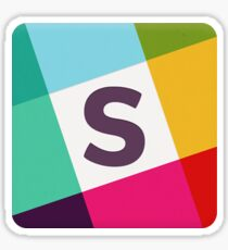 Slack Icon 2017 Sticker