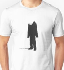 The Invisible Man in Costume T-Shirt