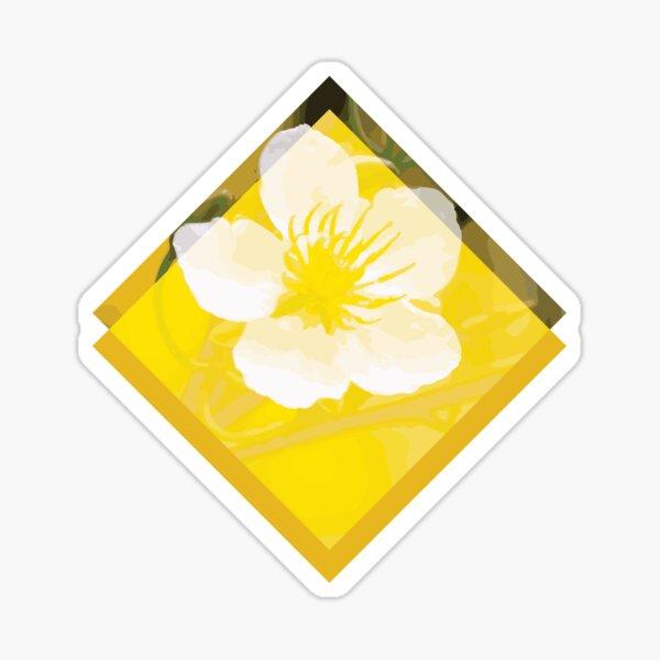 Hoa Mai Yellow Apricot Blossom Vietnam Lunar New Year Sticker