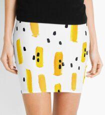 Sun Leaks Mini Skirt