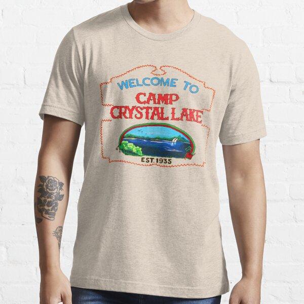 crystal lake Essential T-Shirt