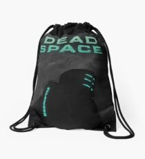 Dead Space - Minimalistic Style Art Work Drawstring Bag