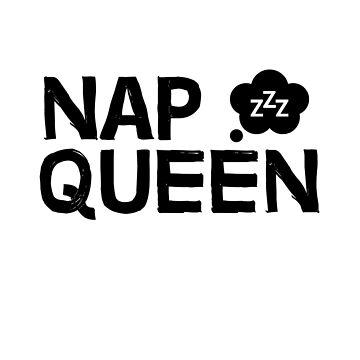Nap Queen by jasonhoffman
