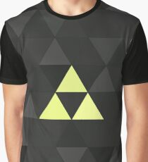 Triforced (The Legend Of Zelda Triforce) Graphic T-Shirt