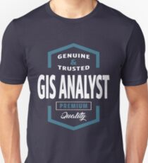 Gis Analyst | Gift Ideas T-Shirt