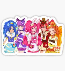 KiraKira☆Pretty Cure A La Mode Sticker