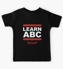 Learn ABC Kids Tee