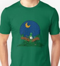 It's Not Easy Bein' Green Unisex T-Shirt