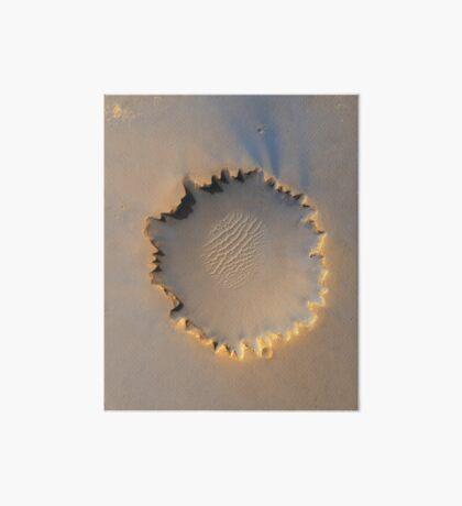 Victoria Krater auf dem Mars Galeriedruck