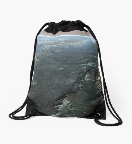 Valles Marineris, der Grand Canyon des Mars. Turnbeutel