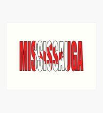 Mississauga Art Print