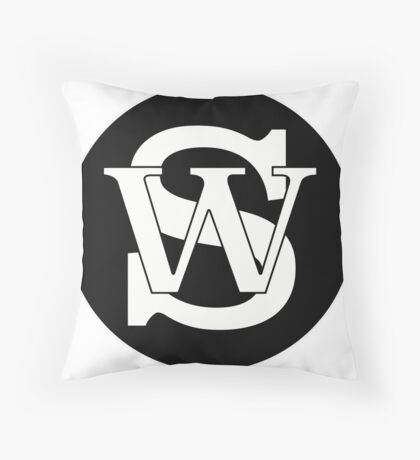 Wisconsin Skinny pride Throw Pillow