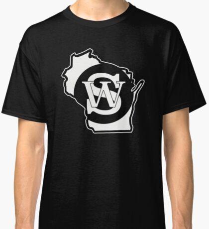 Wisconsin Skinny State Pride Classic T-Shirt