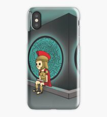 The Last Centurion iPhone Case