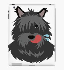 shaggy dog iPad Case/Skin