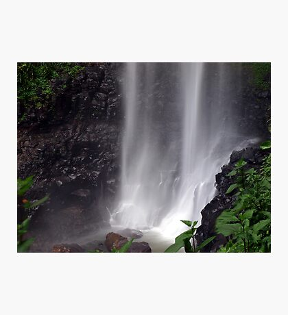 Whispering Waterfalls Photographic Print
