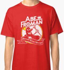 Abe Froman Sausage King T-shirt Classic T-Shirt