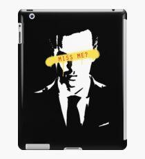 james moriarty iPad Case/Skin